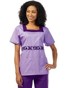 Free Scrub Shirt Pattern | Scrubs | Medical  Nursing Uniforms from Jasco Scrubs