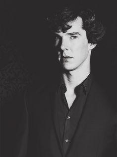 Benedict Cumberbatch as modern Sherlock