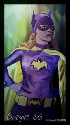 (Spen Art) Batgirl