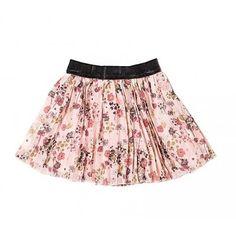 Minoti: Gebloemd plooirokje, 3-8 jaar Pink Girl, Girl Outfits, Ballet Skirt, Skirts, Clothes, Fashion, Baby Clothes Girl, Outfits, Moda