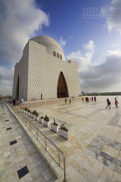 Tomb of Muhammad Ali Jinnah, Karachi Pakistan
