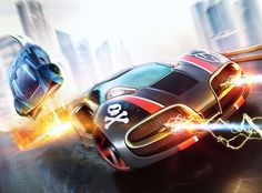 Anki Overdrive brings video games and real-life car racing into the comfort of your home