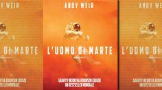 "Recensione de ""L'uomo di Marte"" di Andy Weir #sopravvissuto #luomodimarte #marte #scifi #sciencefiction #nerd #marte #mars #ridleyscott #andyweir"