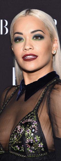 Rita Ora at the Harper's BAZAAR ICONS 2015