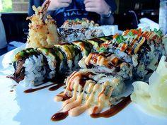 sushi <3 unagi and japanese mayoooo yumm