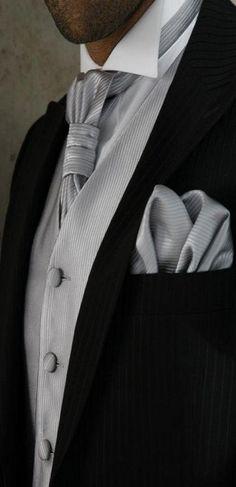 Elegant Groom Attire