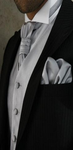 Elegant Groom Attire
