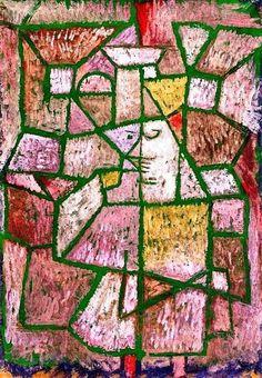 Paul Klee - Herr der Stadt, ca. 1937                                                                                                                                                     More