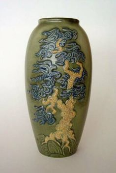 Pottery Art by Cedric and Christy Brown