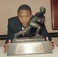 Barry Sanders Heisman Trophy