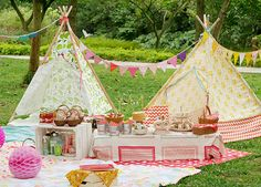 First birthday picnic!