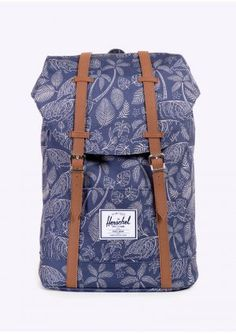 0741214f032 retreat backpack, kingston   herschel Herschel Supply Co, Herschel Bag,  Designer Clothes For