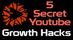 YouTube Secrets - 5 Things They Never Told You About Starting a YouTube Channel - YouTube