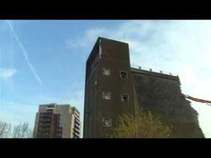 Sloop ACM gebouw in volle gang | OOG Radio en Televisie