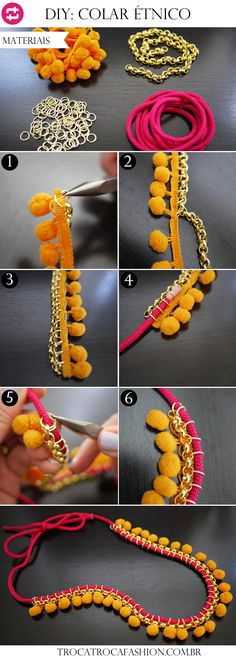 colar etnico, colar tribal, necklace