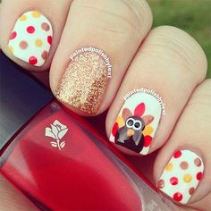 18-Turkey-Nail-Art-Designs-Ideas-Trends-Stickers-2014-7