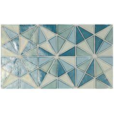 Energy Spectrum - Floor tiles - Shop - Wall & Floor Tiles | Oceanside Glasstile Kaleidoscope pattern