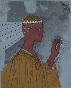 Kirkkaita ajatuksia (Clear Thoughts) by Finnish artist  Hanna Varis (2002).