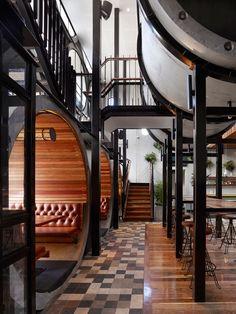 Prahran Hotel by Techné Architects   Inspiration Grid   Design Inspiration