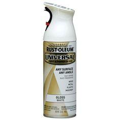 Rust-Oleum 245199 Universal All Surface Spray Paint, 12 o...