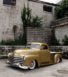 Cool Chevy pick up