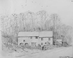 48_40 Cottage At Troutbeck near A66 | Malcolm Coils. | Flickr