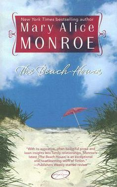 The Beach House  by Mary Alice Monroe Oh....wow....if you have not read this.....grab your kindle...nook...book....and get it quickly.  It is by far the best book I have read in a long time .  Your also learn a lot about the Turtles and one of the best love stories in its on way...although I used to live in Mt Pleasant...brought back so many memories for me.....  I finished it and immed. ordered Beach House Memories on my kindle fire and now Swimming