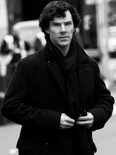 benedict cumberbatch as Sherlock involved somehow maybe another agent?