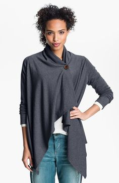 absolutely love this asymmetrical fleece top - it comes in about 25 different colors!