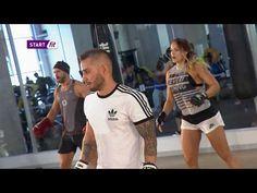 Rutina de Ejercicios sin pausa - Clase DANCE FITNESS - Capitulo 23 - YouTube