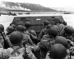 The Normandy Invasion, D-Day, June 6, 1944/The U.S. Army