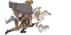 Hey MGS fans make sure to follow @msynowicz's I have been long time fan of his work for years his MGS Wrist is Strong