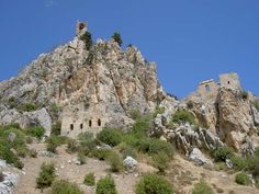St Hilarion Castle, Kyrenia, Turkish Republic of Northern Cyprus