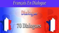 Parler français, apprendre le français, français authentique, grammaire en dialogue Speak French, learn French, French authentic dialogue grammar 講法語,學習法語,法語...