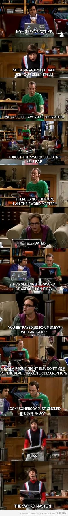 The Big Bang Theory XD