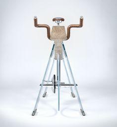 """Fuoripista"" a luxury fitness accessory"