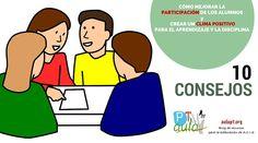 """Interesantísima esta guía de edutopia.org que quiero compartir pidiendo que deis vuestra receta mágica para ir incorporando a cada punto. TODOS HEMOS ESCUCHADO ESTO SOBRE LOS ALUMNOS:""""Si están interesados, es más fácil manejarlos"""". Y es la pura verdad. Pero aun así necesitamos reglas, rutinas, confianza y participación de los alumnos"""