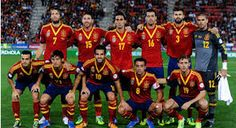Daily Life: This is Spain's National Soccer Team, or as they say in Spain, futbol. Soccer is the most popular sport in Spain. They have won the world cup once in 2010.