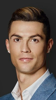 Cristiano Ronaldo men's cuts. Available at karmah Hair and Beauty Salon Elsternwick www.karmahcollections.com #cristianoronaldo