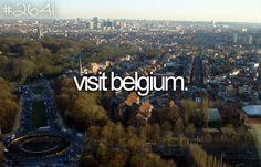 Visit Belgium.