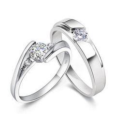 15 Examples Of Brilliant Wedding Rings Beautiful wedding rings