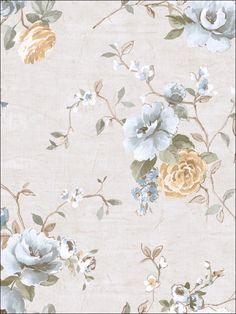 wallpaperstogo.com WTG-120180 Seabrook Designs Traditional Wallpaper