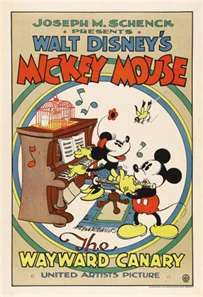 Details about The wayward canary Disney Mickey Mouse cartoon poster - Website ideas - Chicken Mickey Mouse Movies, Walt Disney Movies, Disney Movie Posters, Old Movie Posters, Mickey Mouse Cartoon, Classic Movie Posters, Cartoon Posters, Horror Movie Posters, Original Movie Posters