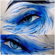"Just Some Things I Like — Ida Ekman on Instagram: ""Blue on blue.. On blue ..."