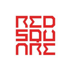 A logo create for the RedSquare Collective