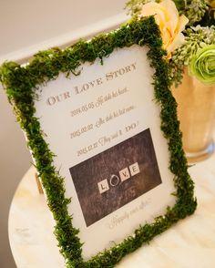 結婚式の受付に飾りたいウェルカムアイテムまとめ | marry[マリー]