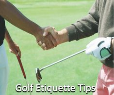 Golf Quotes Golf Etiquette Tips – Golfing Addiction - Golf like any other sport has rules players must abide during the game. However, there are also points of etiquette each player is advised to use. Here are the 7 golf etiquette tips you can use whe… Best Golf Clubs, Best Golf Courses, Golf Etiquette, Golf Photography, Golf Practice, Golf Instruction, Golf Tips For Beginners, Golf Exercises, Golf Player