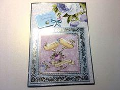 Glückwunschkarten - Karte Geburtstag Nr. 539 - ein Designerstück von MM-Bastelparadies bei DaWanda