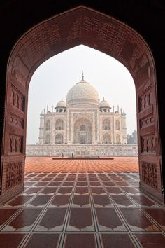 One of the most pinnable places on the planet - Taj Mahal, India
