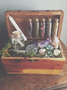 Faerie Sight Box Kit by MoveWithTheMoon on Etsy, $92.00